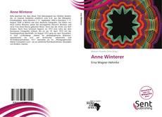 Anne Winterer的封面