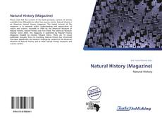 Bookcover of Natural History (Magazine)