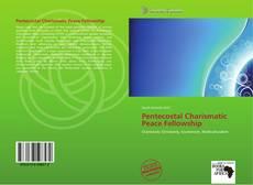 Capa do livro de Pentecostal Charismatic Peace Fellowship