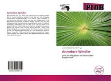 Capa do livro de Annedore Windler