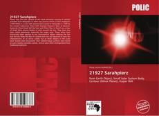 21927 Sarahpierz的封面