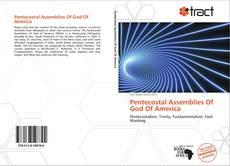 Capa do livro de Pentecostal Assemblies Of God Of America