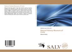 Обложка Natural History Museum of Crete
