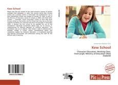 Обложка Kew School