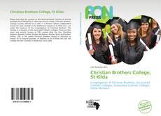 Обложка Christian Brothers College, St Kilda