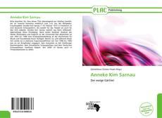 Portada del libro de Anneke Kim Sarnau