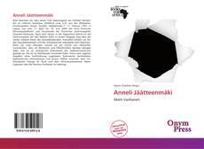 Capa do livro de Anneli Jäätteenmäki