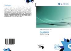 Bookcover of Rogóziec