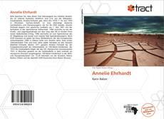 Capa do livro de Annelie Ehrhardt