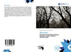 Buchcover von Berente