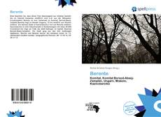 Bookcover of Berente
