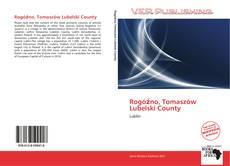 Bookcover of Rogóźno, Tomaszów Lubelski County