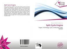 Bookcover of Split Cycle Engine