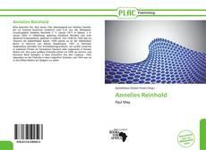 Copertina di Annelies Reinhold