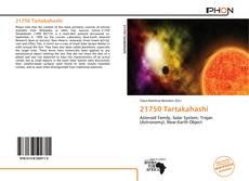 Copertina di 21750 Tartakahashi