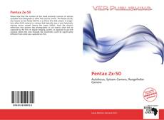 Bookcover of Pentax Zx-50