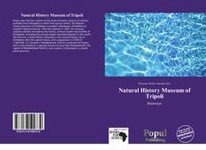 Bookcover of Natural History Museum of Tripoli