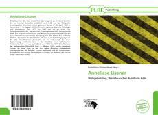 Buchcover von Anneliese Lissner