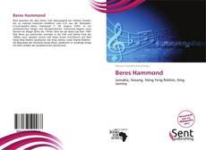 Beres Hammond的封面