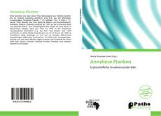 Bookcover of Anneliese Planken