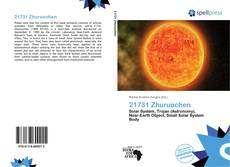 Buchcover von 21731 Zhuruochen
