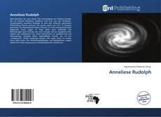Buchcover von Anneliese Rudolph