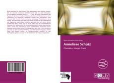 Capa do livro de Anneliese Schütz