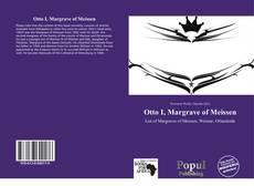 Buchcover von Otto I, Margrave of Meissen