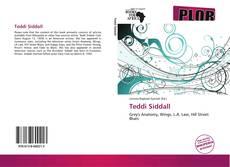 Capa do livro de Teddi Siddall