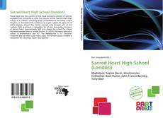 Copertina di Sacred Heart High School (London)