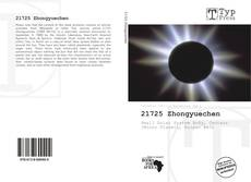 Portada del libro de 21725 Zhongyuechen