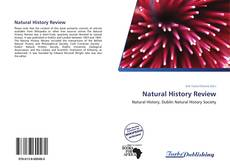Capa do livro de Natural History Review