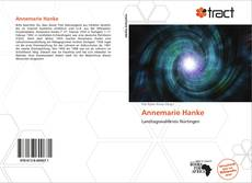 Copertina di Annemarie Hanke