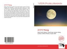 21717 Pang kitap kapağı
