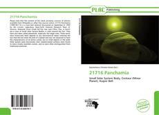 Portada del libro de 21716 Panchamia