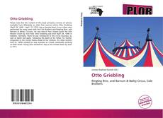 Borítókép a  Otto Griebling - hoz