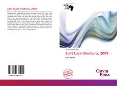 Bookcover of Split Local Elections, 2009