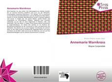 Portada del libro de Annemarie Warnkross