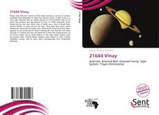 Bookcover of 21644 Vinay