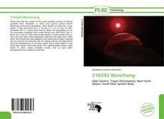 Portada del libro de 216343 Wenchang