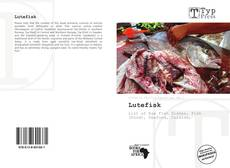Bookcover of Lutefisk