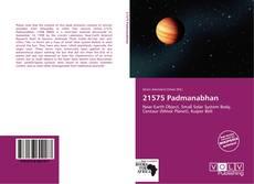 Capa do livro de 21575 Padmanabhan