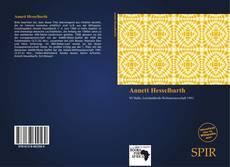 Portada del libro de Annett Hesselbarth