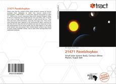 Capa do livro de 21471 Pavelchvykov