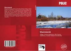 Waćmierek的封面