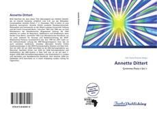 Capa do livro de Annette Dittert
