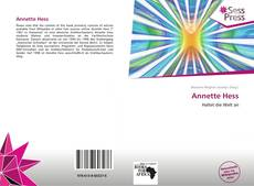 Bookcover of Annette Hess