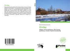 Buchcover von Wadąg