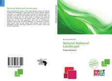 Copertina di Natural National Landscape