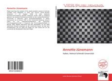 Buchcover von Annette Jünemann